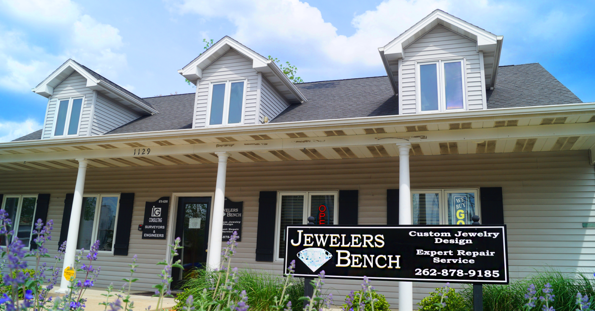 jewelers bench, about us, jewelry in union grove wi