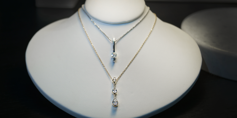 necklaces in union grove, jewelry in union grove, jewelers bench